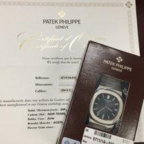パテック・フィリップ (Patek Philippe) Ref# 5711, Nautilus, blue dial