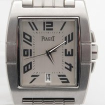 Piaget Upstream Men's Automatic Stainless Steel Matte...