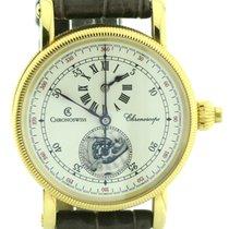 Chronoswiss Chronoscope Regulateur Chronograph in 750/18k Gold...