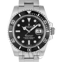 롤렉스 (Rolex) Black/Steel Ø40mm - 116610 LN