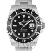 롤렉스 (Rolex) Black/Steel Ø40mm - 116610 LN