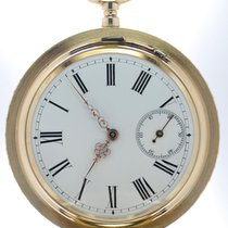 Swiss Mans Pocketwatch Savonette