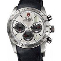 튜더 (Tudor) Fastrider Chronograph 42000 Silver Index Stainless...