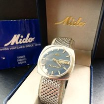 Mido OCEAN STAR Datoday Chronometer Vintage Automatik Armbanduhr