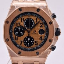 Audemars Piguet Royal Oak Offshore Chronograph Rose Gold NEW