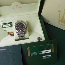 Rolex Milgauss  Black Dial Full Set - Like New - Italian Warranty