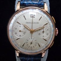 Jaeger-LeCoultre Chronograph in rose gold from the 1950's
