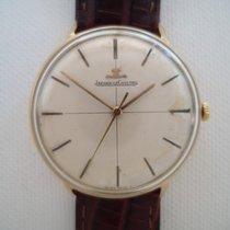 Jaeger-LeCoultre 18 k solid gold Crosshair dial JLC vintage ...