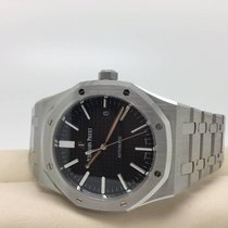 Audemars Piguet Royal Oak Stahl Automatik 41mm Bucherer...