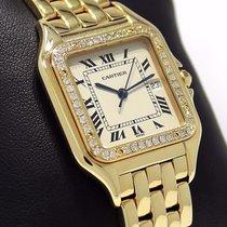 Cartier Panthere 1270 18k Yellow Gold Factory Diamond Large...