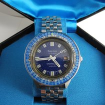 Philip Watch Caribbean 1500  Bachelite Bezel Original Box