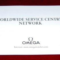 Omega Worldwide Service Centres Network Heft