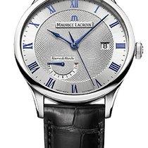 Maurice Lacroix Masterpiece Réserve De Marche Date, Blue...