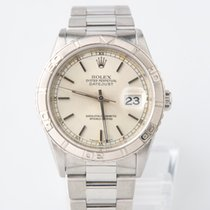 Rolex Stainless Steel DATEJUST Turnograph Bezel