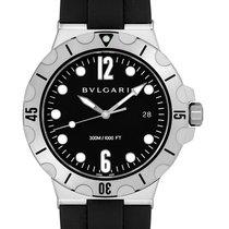 Bulgari DP41BSVSD  Diagono Pro Automatic 41mm Men's Watch