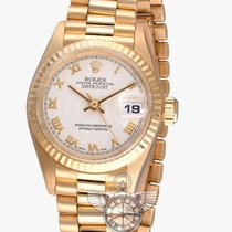 Rolex Datejust Yellow gold lady size