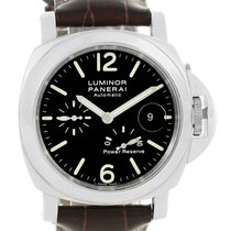 Panerai Luminor Power Reserve Automatic Mens Watch Pam00090...