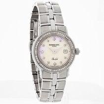 Raymond Weil Parsifal Ladies Diamond MOP Swiss Quartz Watch...