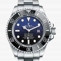 Rolex NEW 2017 Deepsea James Cameron 44mm Deep Blue Mens Watch,