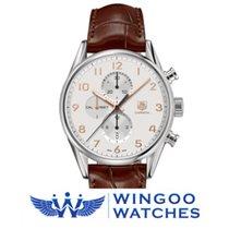 TAG Heuer Watch CARRERA 1887 Chrono 43mm Ref. CAR2012.FC6236
