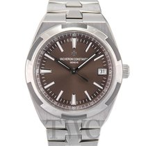바쉐론 콘스탄틴 (Vacheron Constantin) Overseas Chocolate/Steel 41mm -...