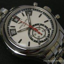 "Patek Philippe : Annual Calendar Chronograph Steel ""Ref.59..."