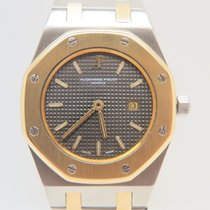 Audemars Piguet Royal Oak 18k Gold Steel Quartz 31mm (Bracelet...