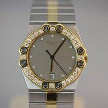 Chopard ST. Moritz Bicolor Diamantbesatz 32mm Chopard Zertifikat