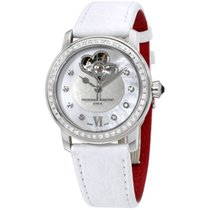 Frederique Constant Automatic Mother Of Pearl Eather Ladies...