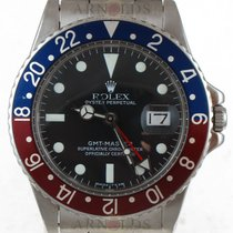 Rolex 1967 Vintage GMT-Master Red and Blue (Pepsi) Bezel