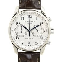 Longines Master Stainless Steel Silver Automatic L2.629.4.78.3