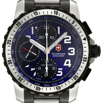 Victorinox Swiss Army Alpnach Automatic Chronograph Stainless...