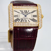 "Cartier ""2603 Divan"" Watch - All Factory Installed..."