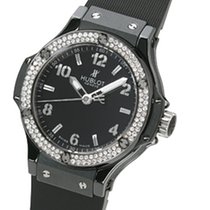 Hublot Big Bang Black Magic Quarz
