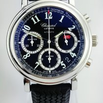 Chopard Mille Miglia Automatic Stainless Steel Black Strap...
