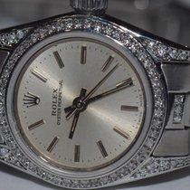 Rolex Datejust Oyster Perpetual Diamonds