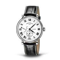 Eberhard & Co. 8 Jours Grande Taille, bianco, numeri...
