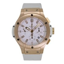 Χίμπλοτ (Hublot) Big Bang Evolution 44 Rose Gold Watch White...