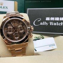 勞力士 (Rolex) Cally - Daytona 116505 Chocolate Brown Dial 朱古力面
