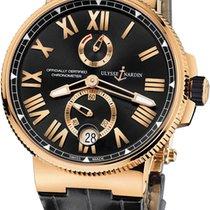 Ulysse Nardin Marine Chronometer Manufacture 45mm 1186-122/42