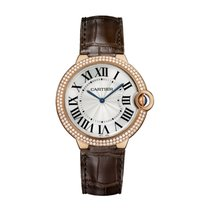 Cartier Ballon Bleu Automatic Mens Watch Ref WE902055