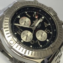 Breitling Super Avenger - 48mm - German Full set - Wie neu..