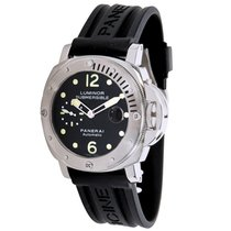 Panerai Luminor Royal Navy Clearance Submersible PAM00664...