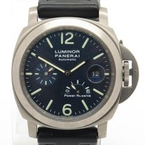 파네라이 (Panerai) Luminor Pam93 Men's Titanium Automatic...