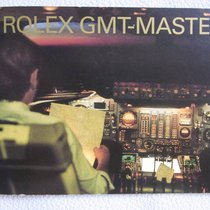 Rolex GMT-MASTER II Booklet/Manual; engl. dated 2004. RARE