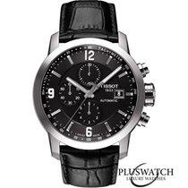 Tissot Automatic Chronograph PRC 200 Black Dial