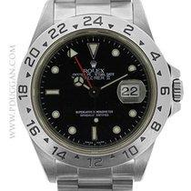 Rolex stainless steel Explorer II