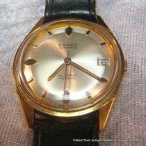 Lanco Mint Langendorf 1960's Date 25 Jwl Automatic...