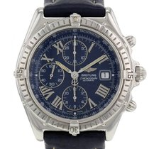 Breitling Chronomat en acier Ref : A13055 Vers 2000