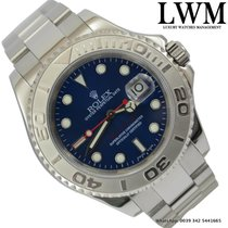 Rolex Yacht-Master 16622 blue dial Like New 2002's